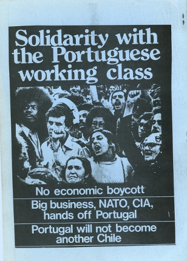 The Class Struggle in Portugal